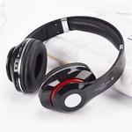NZ $19.14 Free Shipping Wireless+Wired HIFI Bluetooth 4.1 Foldable DJ Bass Headphone @DinoDirect