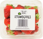 $1.50 for 250g of Odd Bunch Strawberries @ Countdown