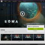 [PC] Free Soma (U.P. $29.99 USD) @ GOG