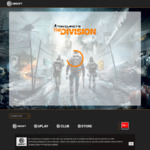 [FREE] Tom Clancy's The Division @ UPLAY / Ubisoft