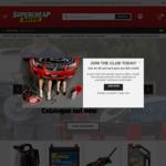 Spend $150, Save $30 @ Supercheap Auto