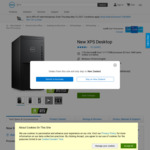 Dell XPS PC w/ i7-11700K, GTX 3070, 16GB RAM, 1TB SSD + 2TB HDD $2510.05 at Dell