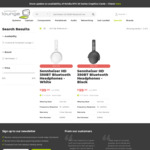 Sennheiser HD 350BT Bluetooth Headphones $99 Pickup Auckland, $104.90 Delivered @ Computer Lounge