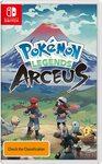 [Switch] Pokémon Legends Arceus for NZ$76.10 Shipped (NZD65.99 with App Discount) & more @ Amazon AU