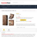 Samsung Galaxy Note 9 Detachable 2-in-1 Wallet Case USD $22.99 (~$34 NZD) + Free Shipping @ Caseme Case