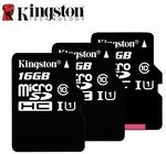 Kingston Class 10 Micro SD Card 128GB US$19.76/ NZ$30.28, 8Bitdo SF30 Pro Bluetooth Controller US$35.85, Shipped+More @ GearVita