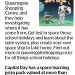 Win a Space Learning Prize Pack (Worth $150) from The Dominion Post