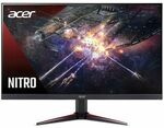 Acer Nitro VG240Y P 24inch 144hz IPS 1080p Freesync/G-Sync Compatible Gaming Monitor - $240 @ The Market (via Noel Leeming)