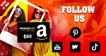 Win a $80 Amazon Gift Card from Book Throne