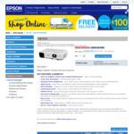 Epson EB-E10 Projector (Damaged Box) $349 + Delivery (Original Price $699) @ Epson NZ