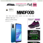 Win an OPPO A53s (Worth $399) from Mindfood