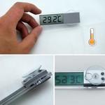 Transparent Digital Thermometer & Suction Cap US $0.70 (NZD $1.11) Delivered @ Newfrog