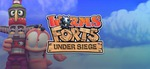 FREE PC Game: Worms Forts Under Seige @ gog.com (Was $8.39)