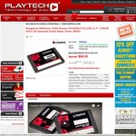 Kingston SSDNow V300 120GB SSD - $69 (Free Delivery) @ Playtech