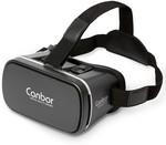 Canbor: 3D VR Glasses/VR Headset for USD $29.99 + $15 Postage (~NZD $63 Delivered)