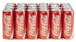 Coca Cola Cans 330ml 24 Pack $10 @ The Warehouse Online