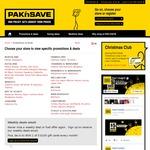 $5 Week - PAK'nSAVE (South Island Stores)