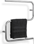 Arlec 3 Bar 45W Medium Heated Towel Rail $29, Bastion Screen Door $48 @ Bunnings
