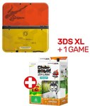 New Nintendo 3DS XL + Game $199 (+ $9.30 Shipping) @ EB Games