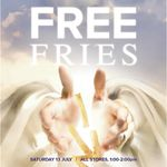 Free Fries Saturday 1PM-2PM  @ Lord of the Fries