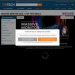 "PB Tech Monitor Sale: e.g ASUS ROG Strix XG32VQR 32"" Curved Gaming Monitor $899 (Was $998)"