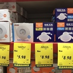 LED Downlighting from $5.98 on Clearance at Bunnings