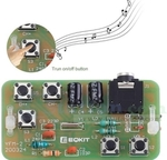 DIY Kit FM Stereo Radio Module US$2.99 / NZ$4.21, Thermometer with 2 NTC Probes US$5.8 / NZ$8.14 + US$5 Shipping @ ICstation