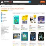 20% off Children & Young Adult Books @ Mighty Ape