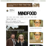 Win 1 of 6 copies of The Brokenwood Mysteries Series 7 from Mindfood
