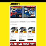 JB Hi-FI - PS4 Bundles + 2nd Controller Various Prices from $579- $648
