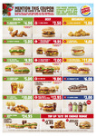 Burger King Coupons - December 2017 until Mid January 2018 (App Exclusives -  BOGOF Angry Chicken Crunch + More)