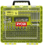 Ryobi 150 Piece Driving Set $20, Saxon Axe and Blocksplitter Set $25 @ Bunnings