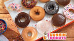 12 Donuts $14 from Dunkin' Donuts (Value $20.80)  @ Dunkin Donuts via Treatme