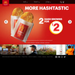 Big Mac Small Combo - $5 @ McDonald's (App Only)