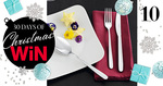 Win Sanbonet Linear 30-Piece Cutlery (Worth $558) from Mindfood