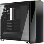 Fractal Design Vector RS Tempered Glass Case (FD-C-VER1A-01) $299 @ Computer Lounge