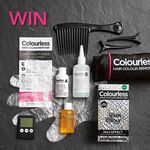 Win 1 of 5 Max Effect Hair Colour Remover Prize Packs from Colourless