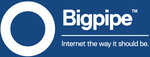 Bigpipe - No Connection Fee, First Month Free & Six Months Free Lightbox (Save $195) @ GrabOne