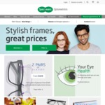 25% off When You Spend Minimum $119 @ Specsavers