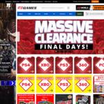 Mega Clearance @ EB Games