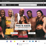 $30 off $150+ Spend, $50 off $200+ Spend, $70 off $250+ Spend @ ASOS NZ