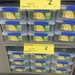 50% off All Sistema Containers @ Countdown: Eg 1L Rectangle Box $2
