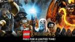 Free: LEGO: Lord of the Rings (Steam key) at Humble Bundle