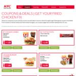 $7 Zinger Combo + More @ KFC