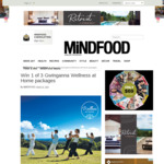Win 1 of 3 Gwinganna Wellness at Home Packages from Mindfood