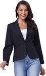 Ladies OL Blazer, Office Lady Business Coat  $12.33 USD (~$19 NZD) Delivered @ Kate Kasin