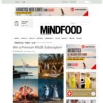 Win a Royal New Zealand Ballet 2021 Subscription (Worth $280) from Mindfood