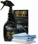 No Bugs bomb 3pk $10, Wash & Wax 750ml $5, Door Mat $16, 80 litre storage box $15 @ Mitre10