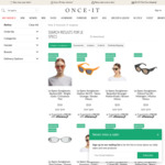 Le Specs Sunglasses (37 styles) $10 ea. Delivered (w. $69 - $179) @ Once It