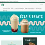 Half Price Frappuccinos, 3PM - 5PM @ StarBucks